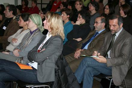 Frage aus dem Publikum